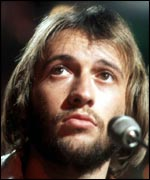 Maurice Gibb in 1970